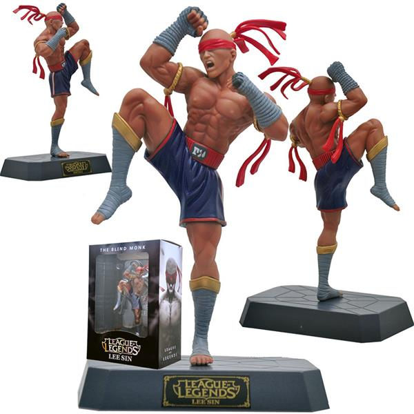 League of Legends Lee Sin Action Figure 01