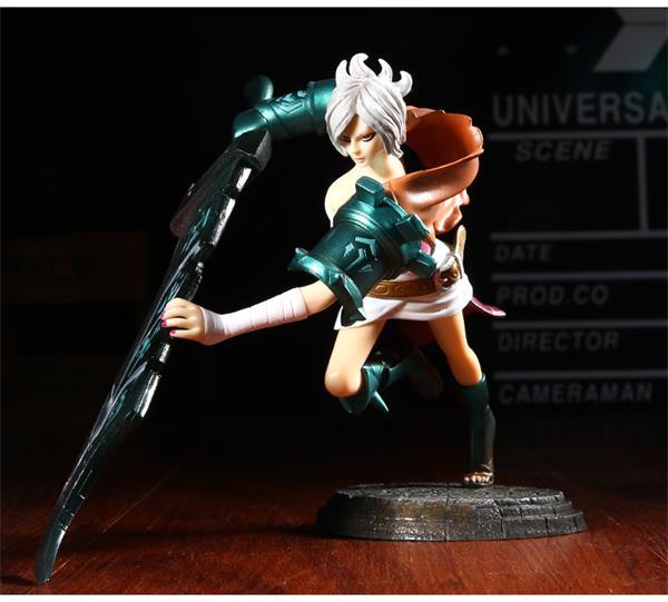 League of Legends Riven Action Figure