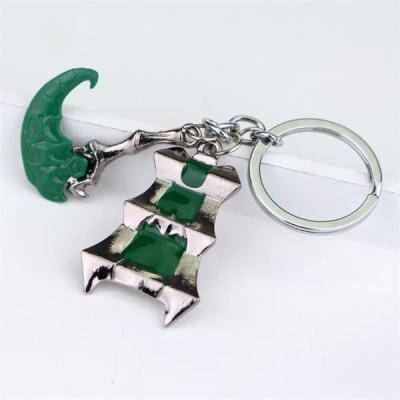 League of Legends LoL Thresh Weapon Keyring