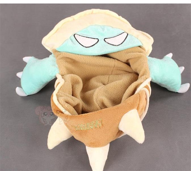 League of Legends LoL Rammus Plush Toy