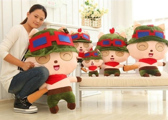 League of Legends LoL Teemo Plush Toy