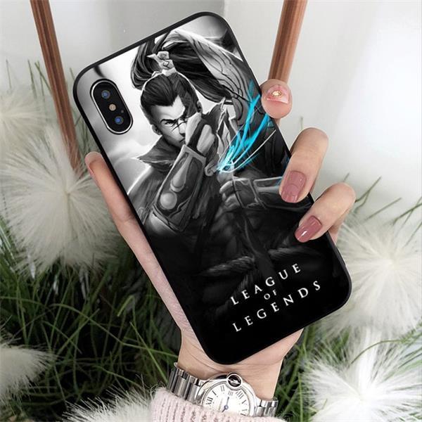 League of Legends LoL Yasuo Phone Case