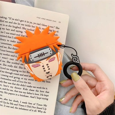 Naruto Pain 3D Cartoon Protective Case For Airpods 1 and 2