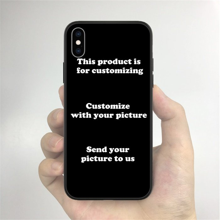Providing Your Picture To Customize LED Phone Case For iphone