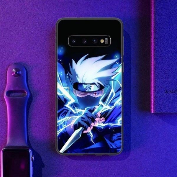Kakashi LED Phone Case For Samsung