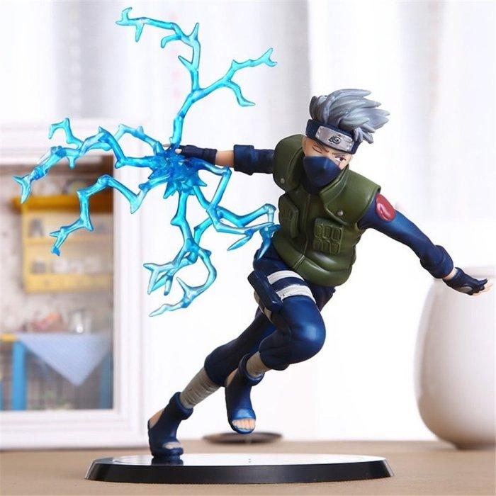 Anime Naruto Kskashi Action Figure