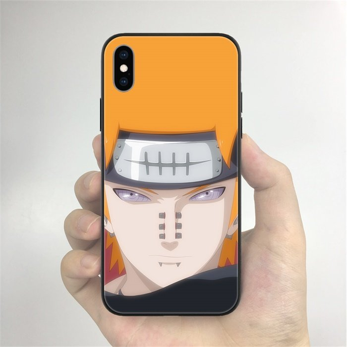 Naruto Pain LED Phone Case For iPhone