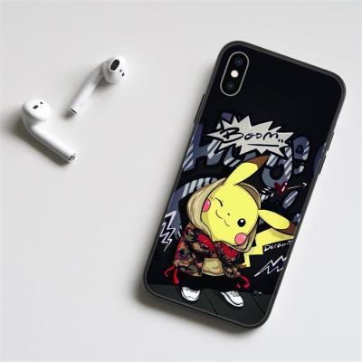 Pikachu LED Phone Case For iPhone