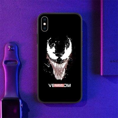 Marvel Venom LED Phone Case For iPhone