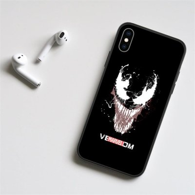 Marvel Venom LED Phone Case For iPhone