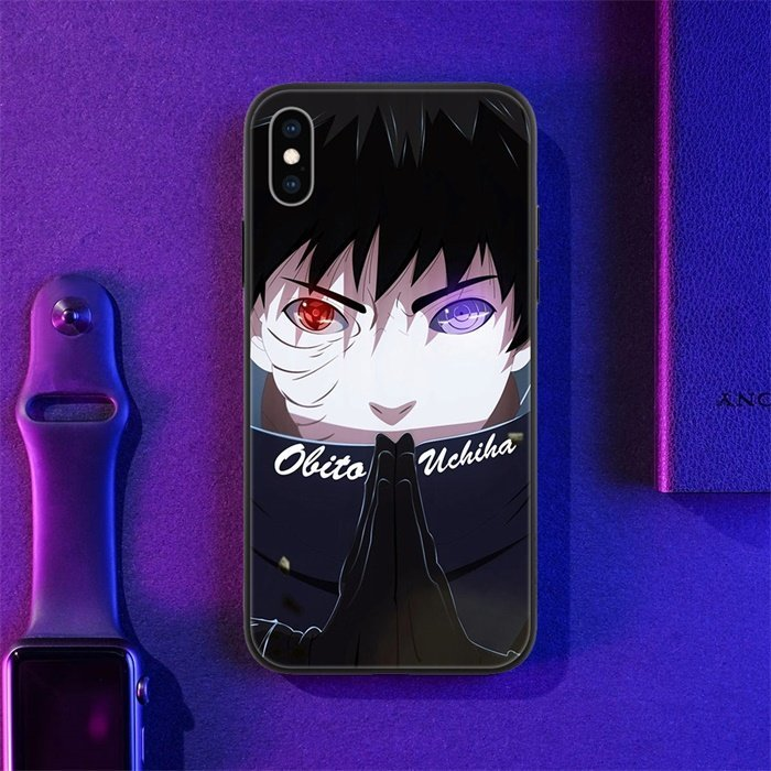 Obito LED Phone Case For iPhone