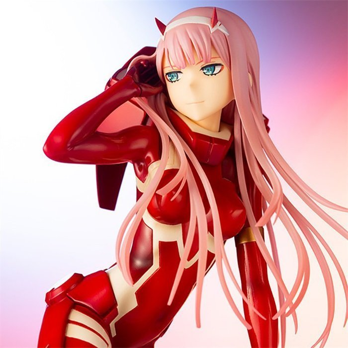 Darling in the Franxx Zero Two Action Figure