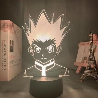 Hunter × Hunter Gon 16 Colors Table Lamp