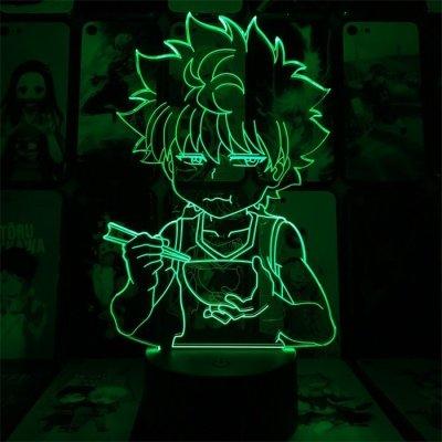 Hunter x Hunter Killua 16 Colors Table Lamp