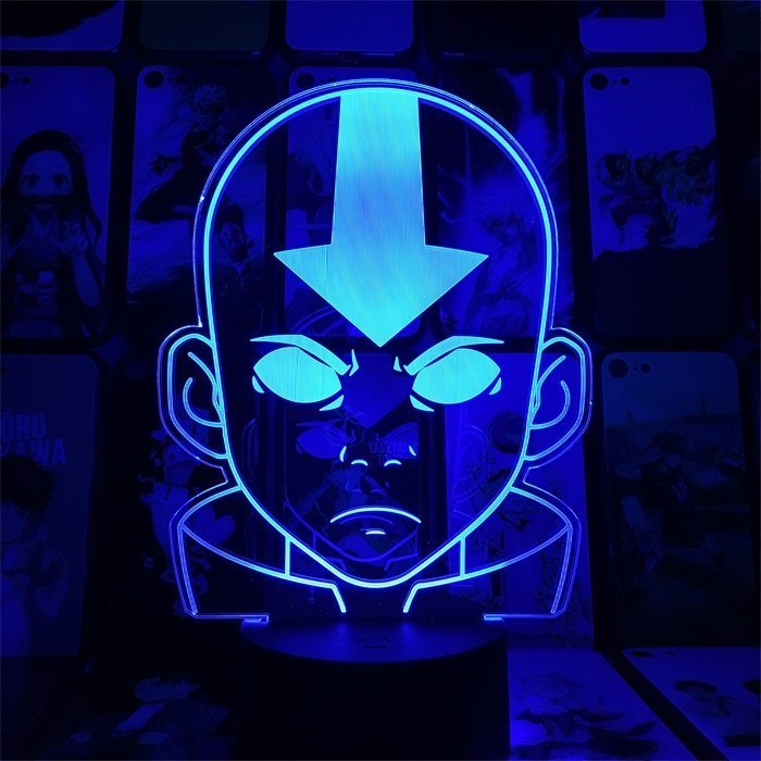 Aang 16 Colors Table Lamp