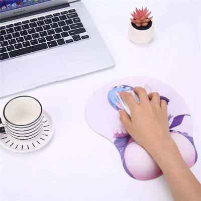 Re:Zero Rem 3D Mouse Pad