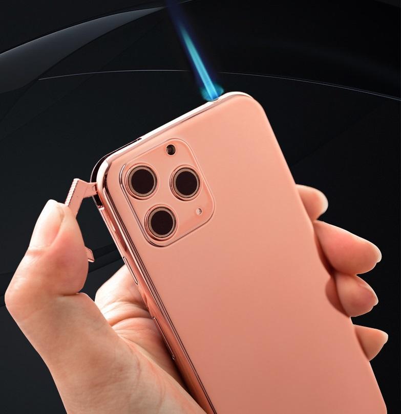 Creative mobile lighter