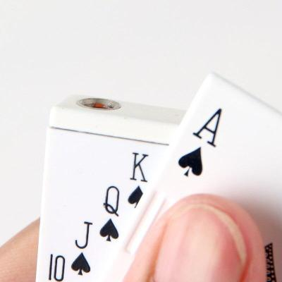 Creative Poker-Shaped Lighter