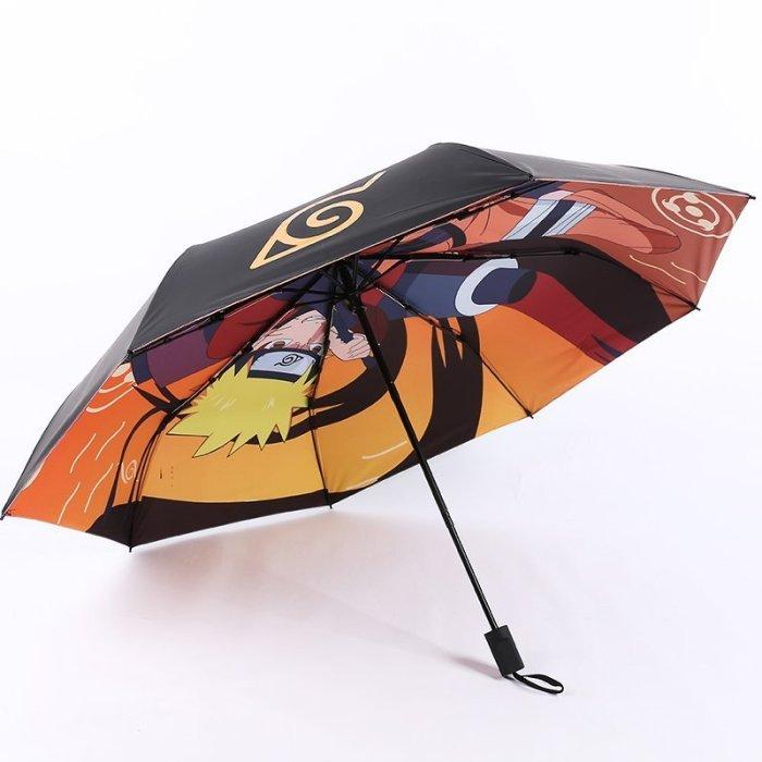 Anime Naruto Umbrella Halloween Cosplay Accessories