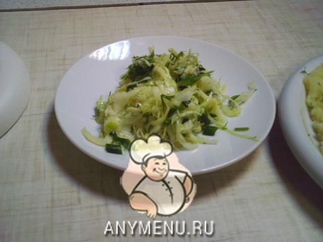 salat-iz-kapusty-i-zeleni
