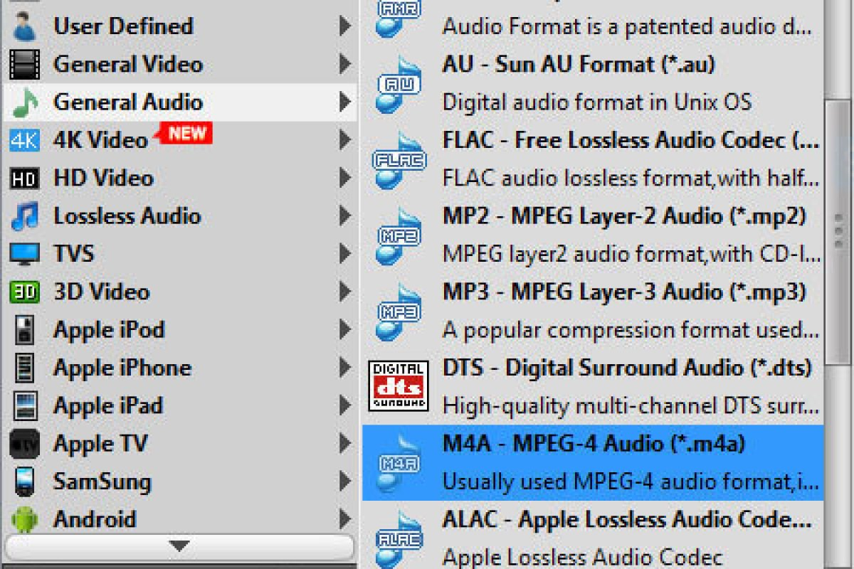 How Can I Convert My FLAC Music Assortment To Apple Lossless