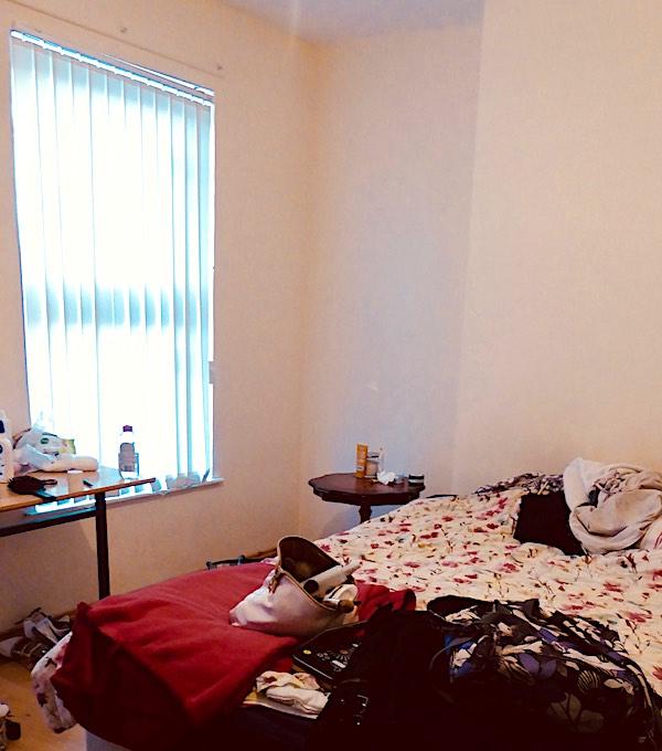 uni student room