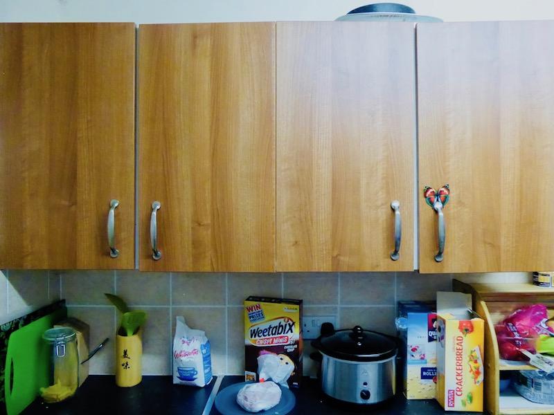 uni student kitchen