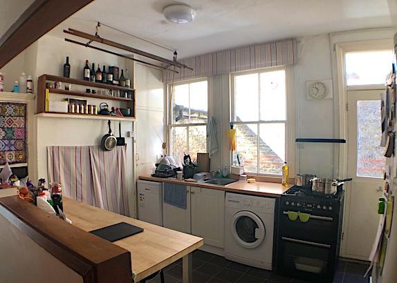 kitchen in London