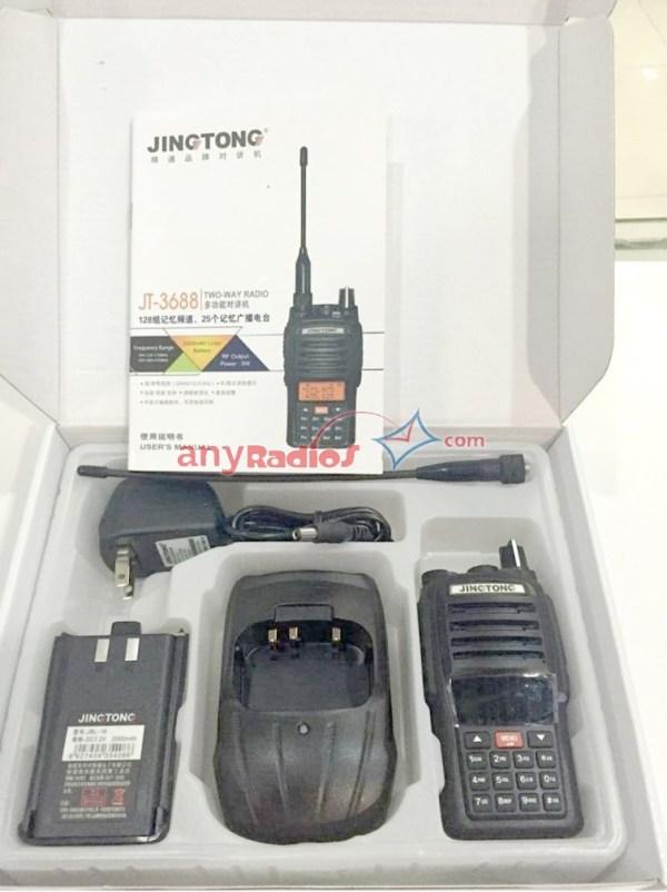 High Quality JINGTONG JT-3688 Dual Band Amateur Radio ...