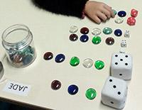 Manipuler en maths