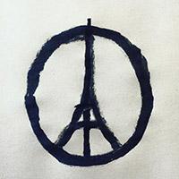 Peace for Paris - novembre 2015