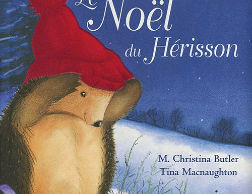 Le Noël du hérisson