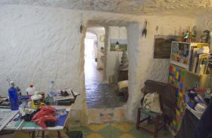 Artist's Cave