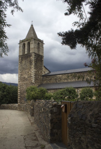 Llivia Church
