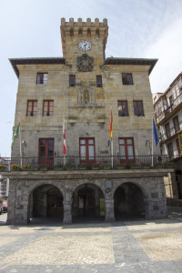 Castro Urdiales town hall