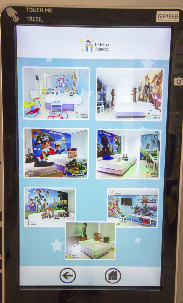 The Toy Hotel in Ibi