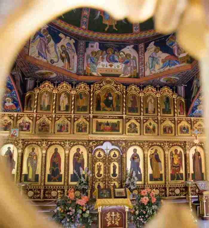 Russian Orthodox Church, Altea