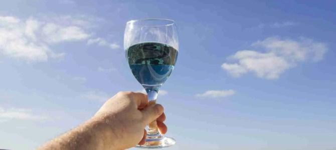 Blue Wine! Whatever next?!!!
