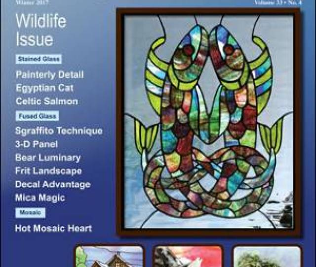 Glass Patterns Quarterly Winter