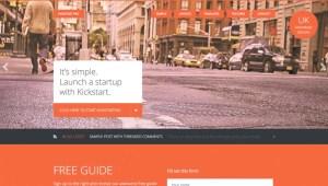 Studiopress Genesis WordPress Kickstart Pro Theme