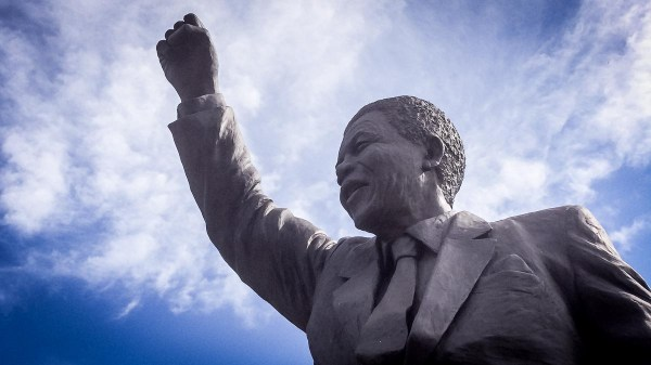 Happy 100th, Mr Mandela!