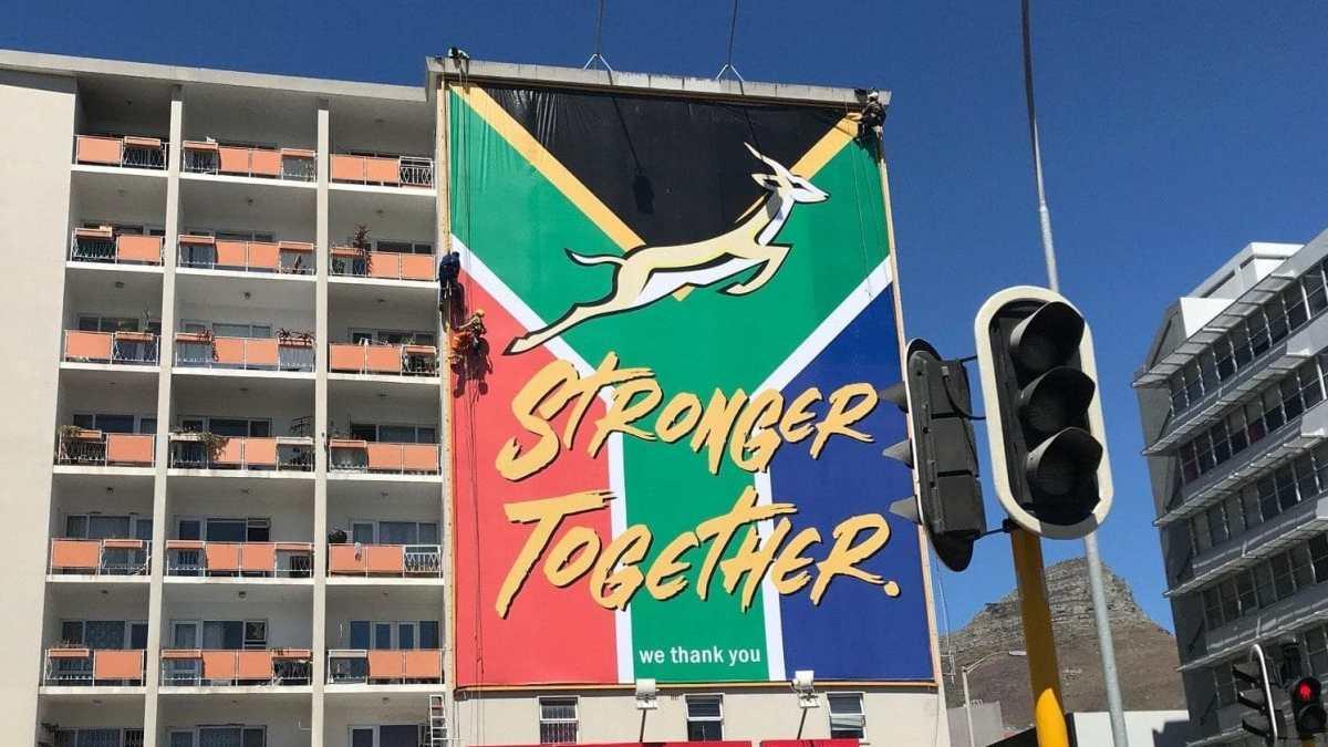 VM förde sydafrikanerna samman