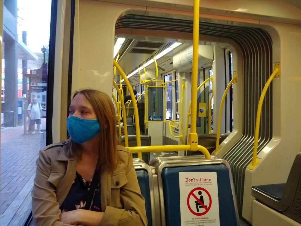 COVID-safe public transit