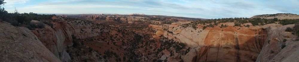 Canyon pano