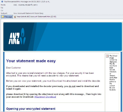 Anz Online Personal Banking