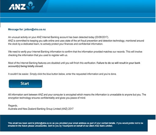Anz Banking Personal