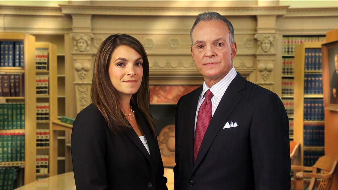 Attorney Alana Anzalone and Attorney Bill Anzalone   Anzalone Law Offices