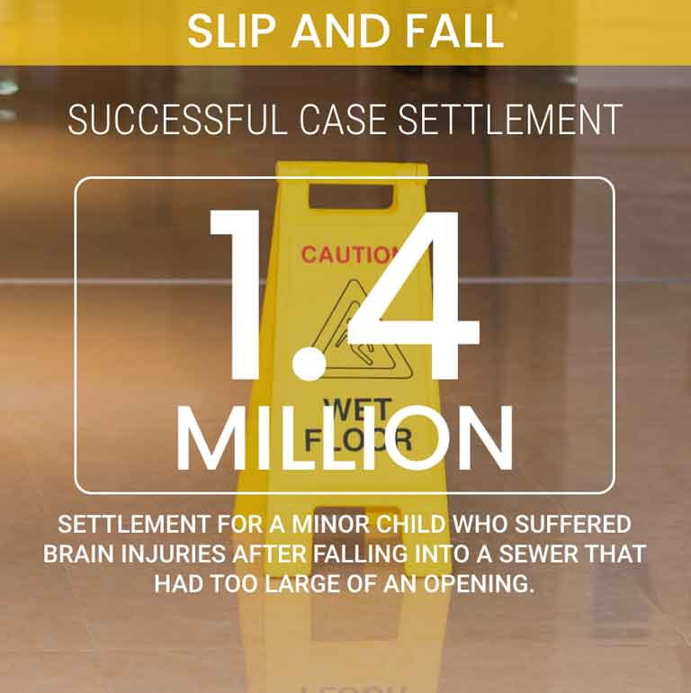 Slip and Fall | Anzalone Law Offices, LLC | Personal Injury Attorneys
