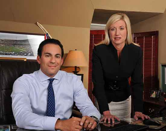 Jamie Anzalone and Kelly Ciravolo | Anzalone Law Offices, LLC | Personal Injury Attorneys