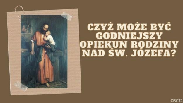 Rok świętego Józefa 2021 – 17 marca